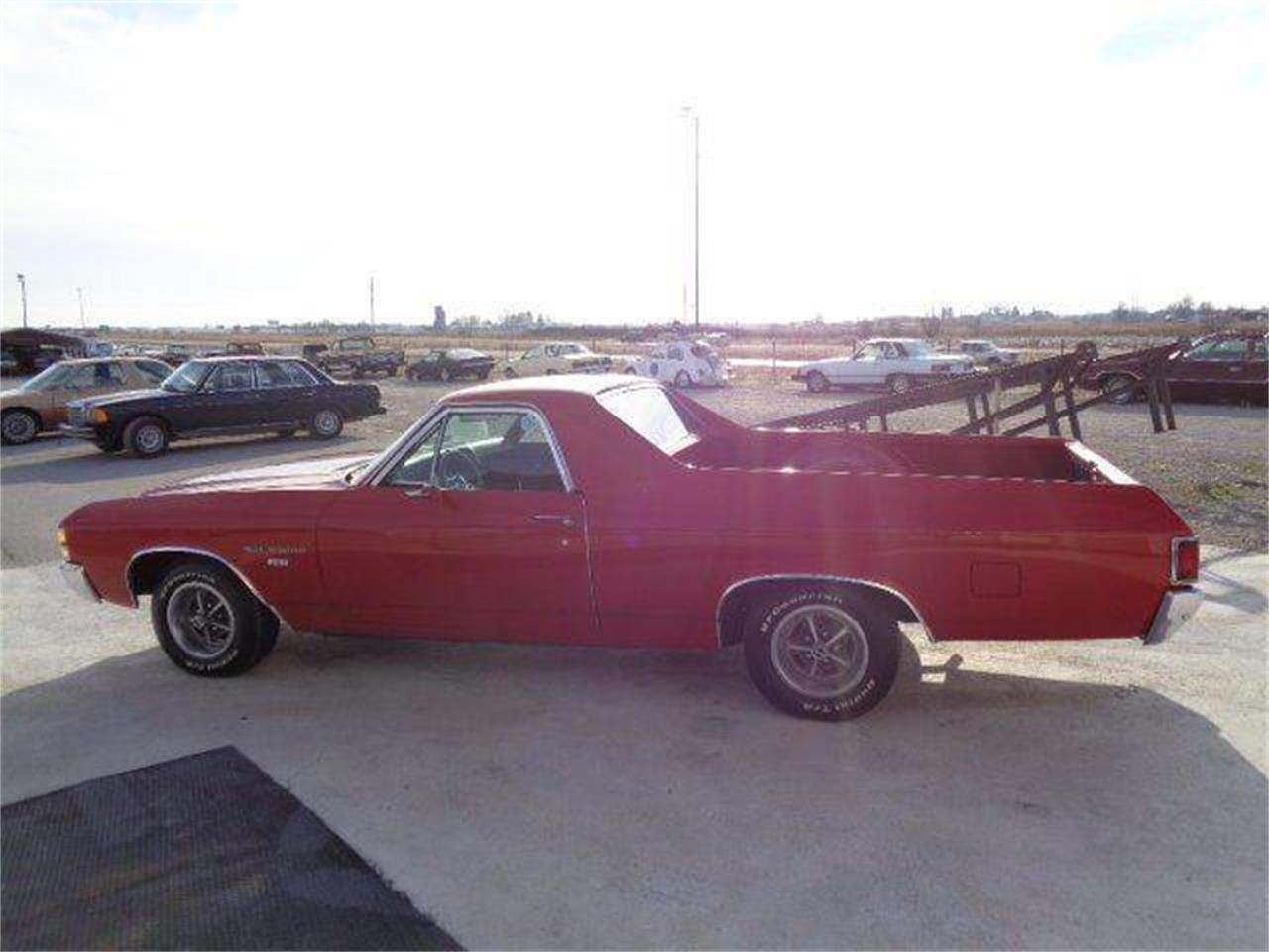 1971 Chevrolet El Camino (CC-1181488) for sale in Staunton, Illinois