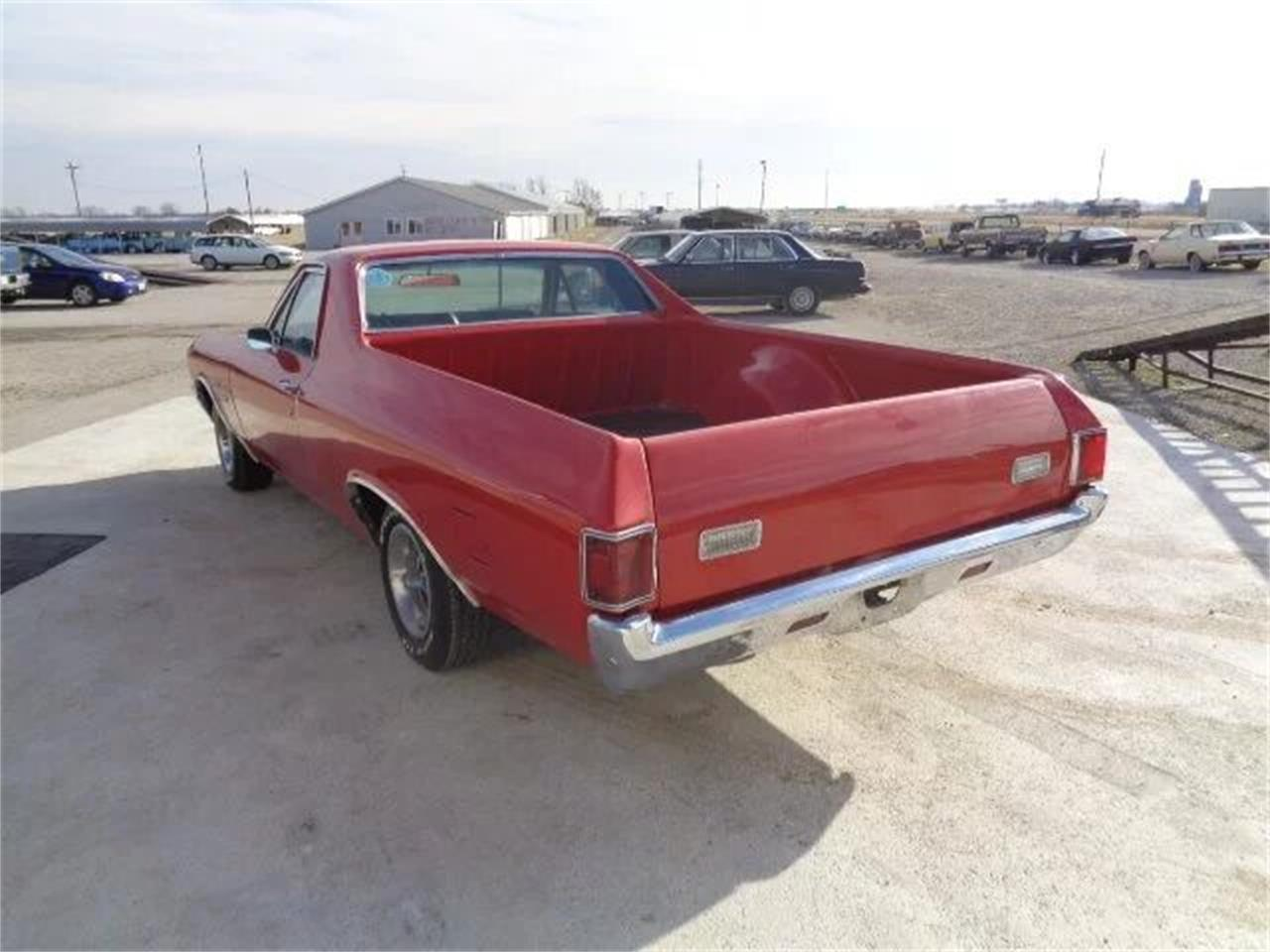 1971 Chevrolet El Camino (CC-1181488) for sale in Staunton, Illinois