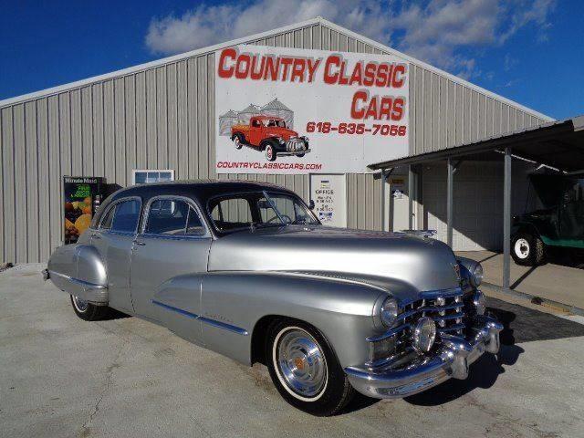 1947 Cadillac Fleetwood (CC-1181492) for sale in Staunton, Illinois