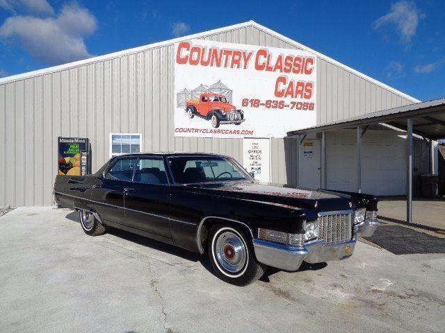 1970 Cadillac DeVille (CC-1181495) for sale in Staunton, Illinois