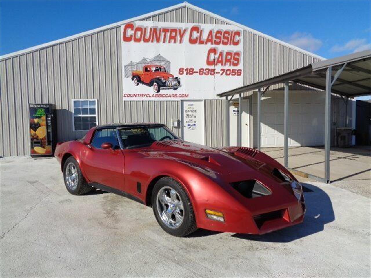 1979 Chevrolet Corvette (CC-1181503) for sale in Staunton, Illinois