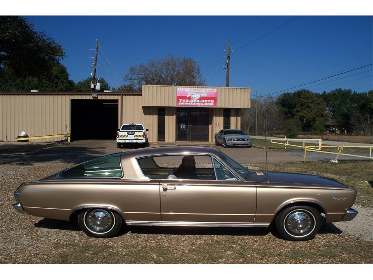1966 Plymouth Barracuda (CC-1180151) for sale in CYPRESS, Texas