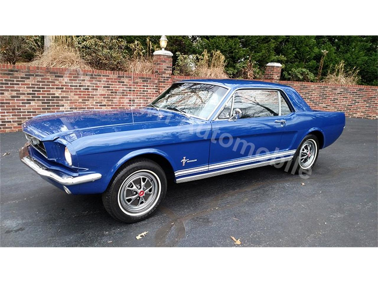 Old Mustangs For Sale >> 1966 Ford Mustang For Sale Classiccars Com Cc 1181601
