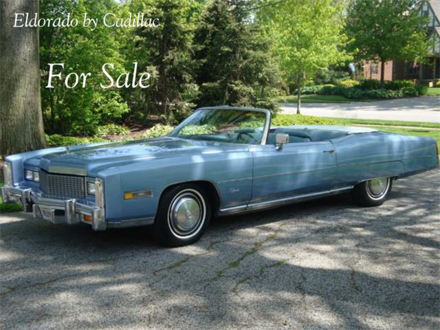 1974 Cadillac Eldorado (CC-1181633) for sale in Berea, Ohio