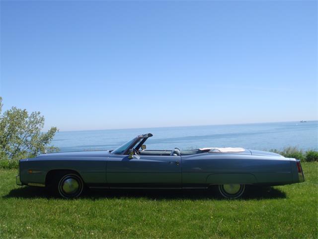 1974 Cadillac Eldorado (CC-1181633) for sale in Berea, Ohio