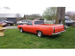 1971 Ford Ranchero (CC-1181684) for sale in Cadillac, Michigan