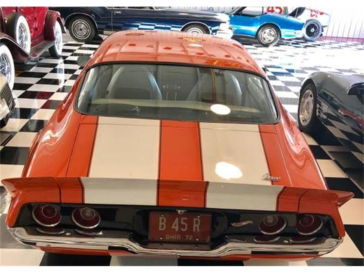 1972 Chevrolet Camaro (CC-1181691) for sale in Cadillac, Michigan