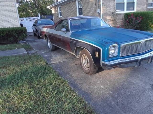 1976 Chevrolet El Camino (CC-1181699) for sale in Cadillac, Michigan