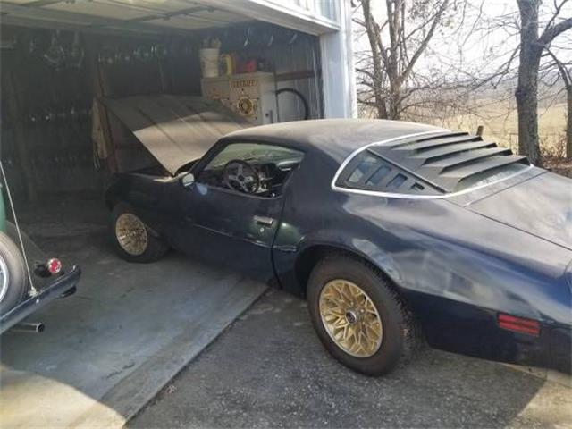 1978 Pontiac Firebird (CC-1181703) for sale in Cadillac, Michigan