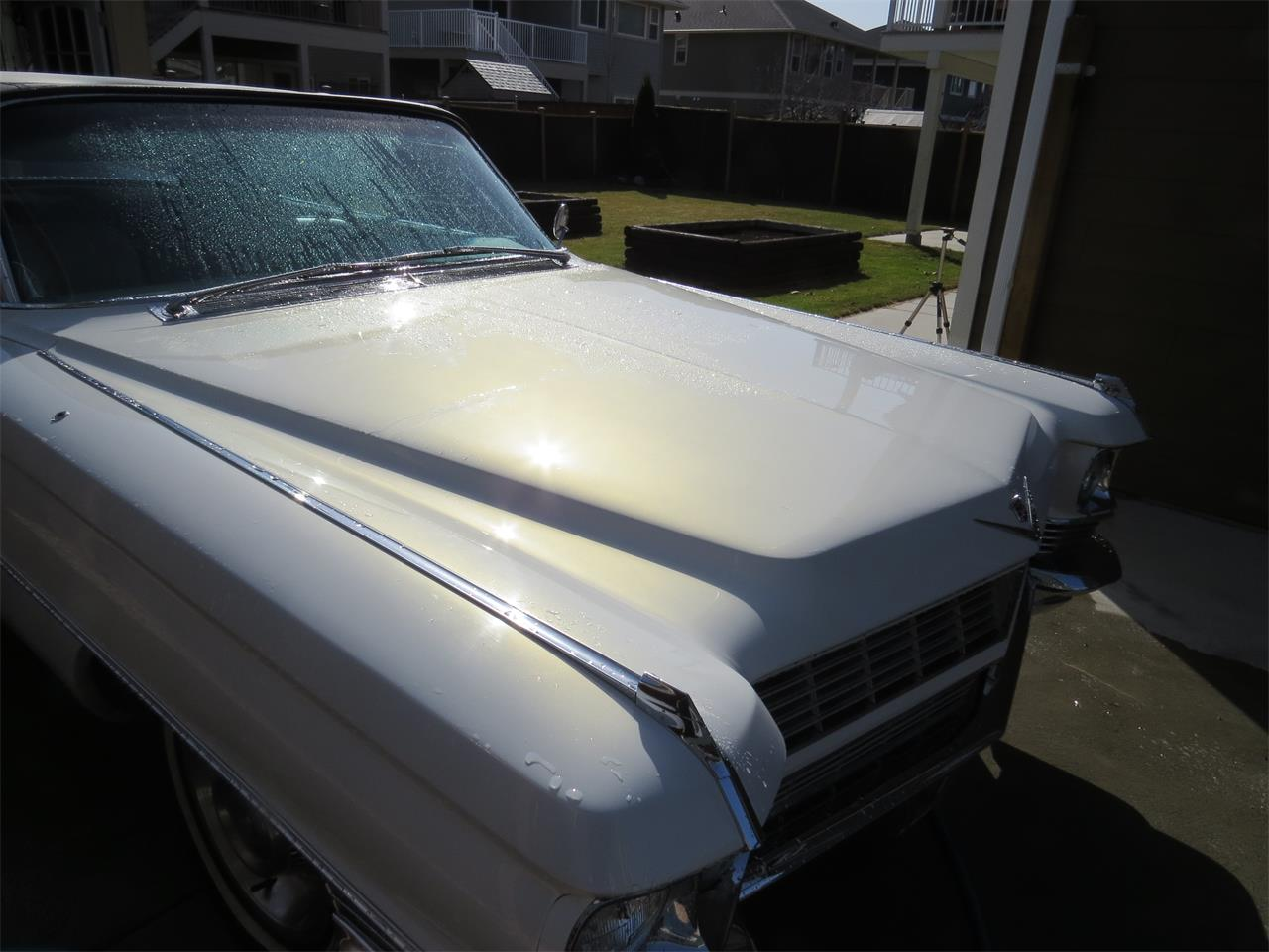 1964 Cadillac DeVille (CC-1182035) for sale in Kamloops, British Columbia