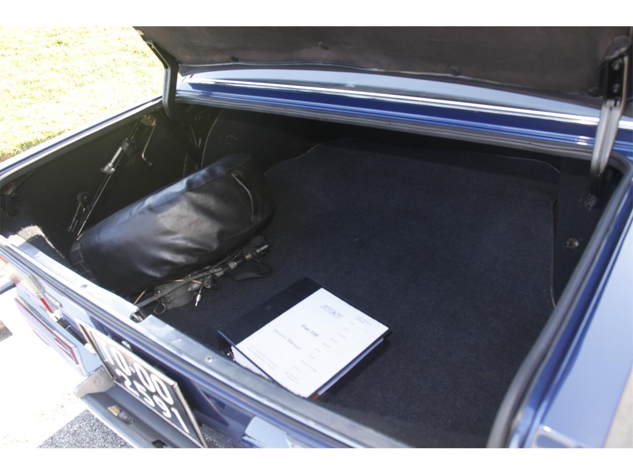 1973 Fiat 130 (CC-1182063) for sale in Mill Valley, California