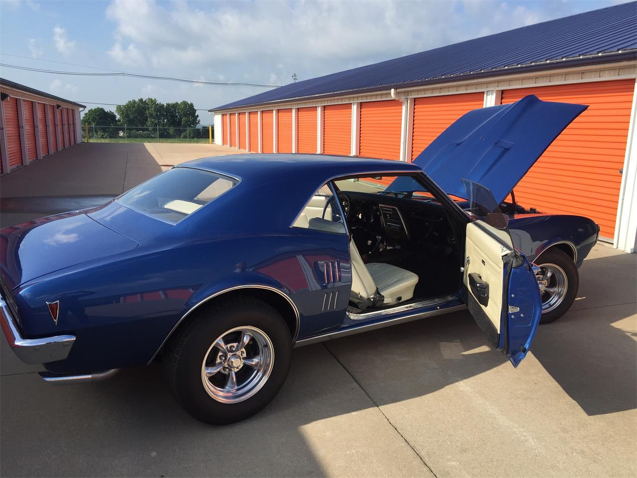 1968 Pontiac Firebird (CC-1182079) for sale in Bloomington, Illinois