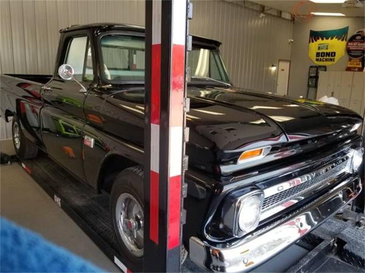 1966 Chevrolet C10 (CC-1180213) for sale in Cadillac, Michigan