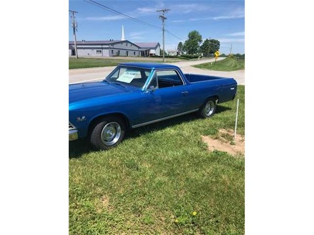 1966 Chevrolet El Camino (CC-1180216) for sale in Cadillac, Michigan