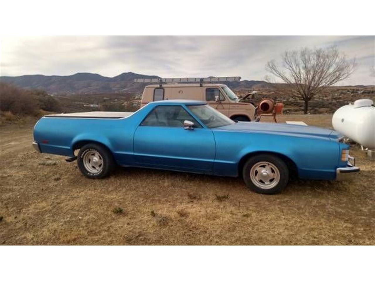1979 Ford Ranchero (CC-1180228) for sale in Cadillac, Michigan