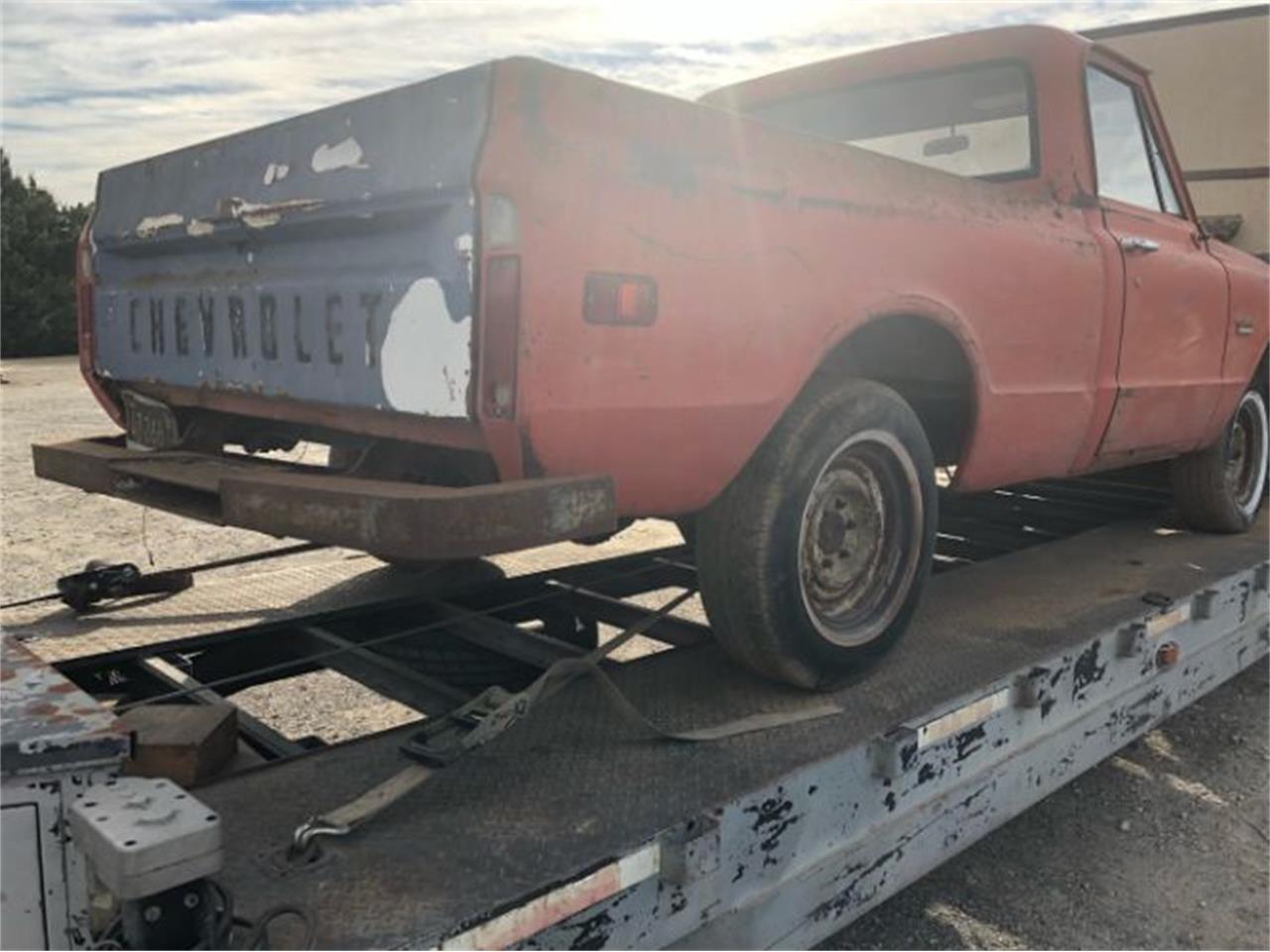 1970 GMC Sierra (CC-1180229) for sale in Cadillac, Michigan