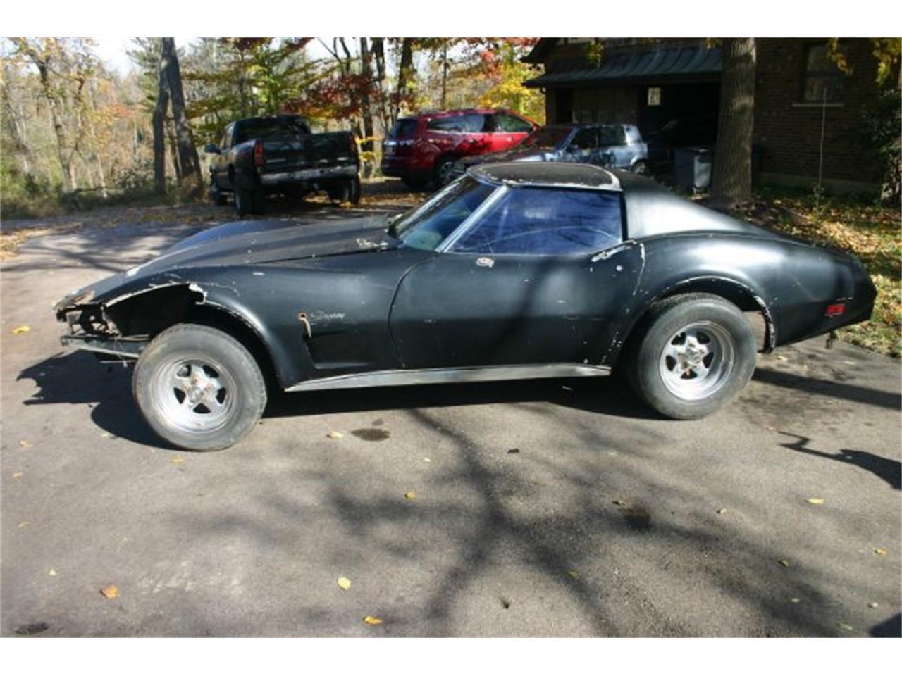 1974 Chevrolet Corvette (CC-1180234) for sale in Cadillac, Michigan