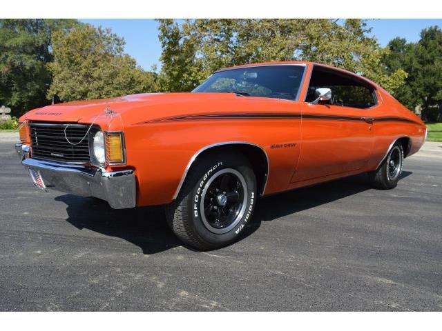 1972 Chevrolet Chevelle (CC-1182356) for sale in San Jose, California
