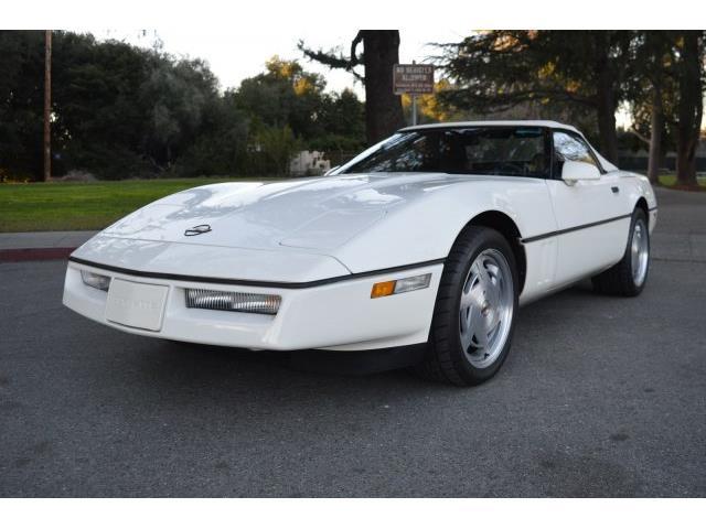 1988 Chevrolet Corvette (CC-1182361) for sale in San Jose, California