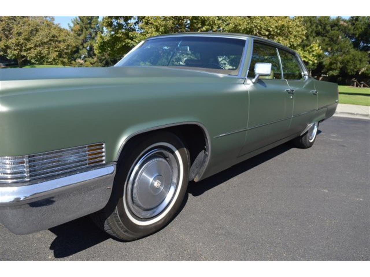 1970 Cadillac DeVille (CC-1182453) for sale in San Jose, California