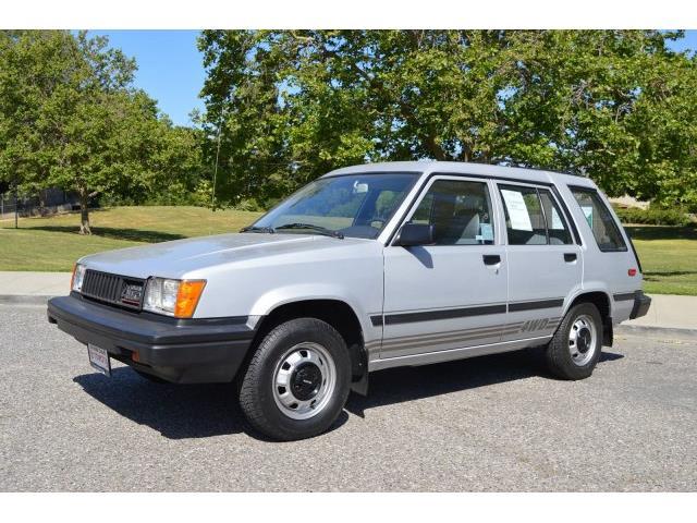 1985 Toyota Tercel (CC-1182482) for sale in San Jose, California