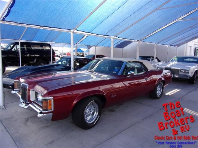 1971 Mercury Cougar (CC-1182522) for sale in Lake Havasu, Arizona