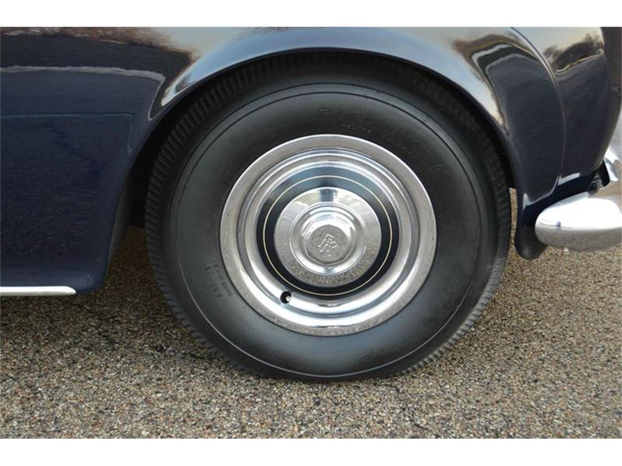 1962 Rolls-Royce Silver Cloud II (CC-1180265) for sale in Carey, Illinois