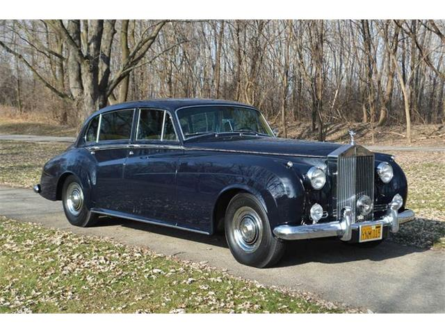 1962 Rolls-Royce Silver Cloud II (CC-1180265) for sale in Carey, Illinois
