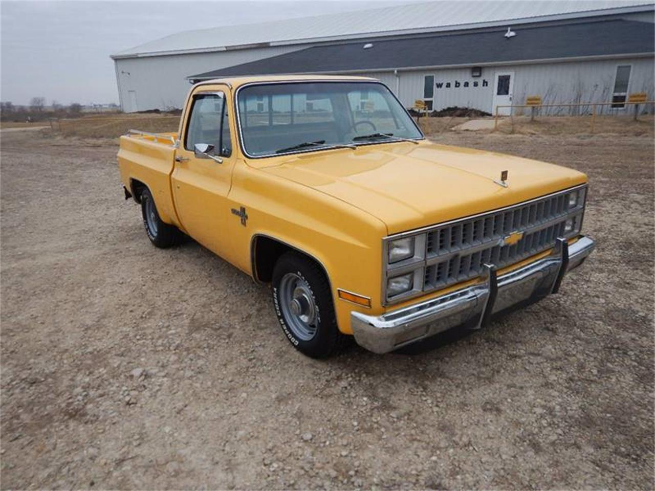 1981 Chevrolet C/K 10 (CC-1180275) for sale in Clarence, Iowa