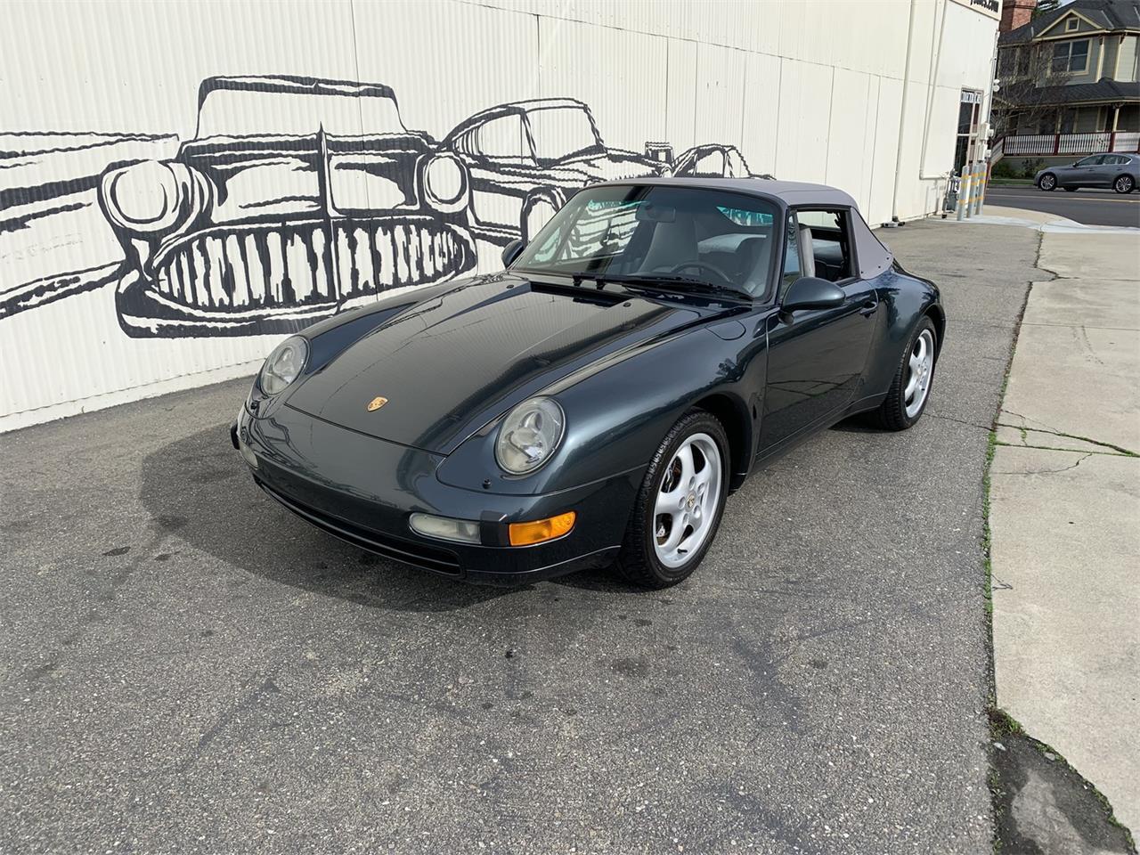 1995 Porsche 911 (CC-1182786) for sale in Fairfield, California