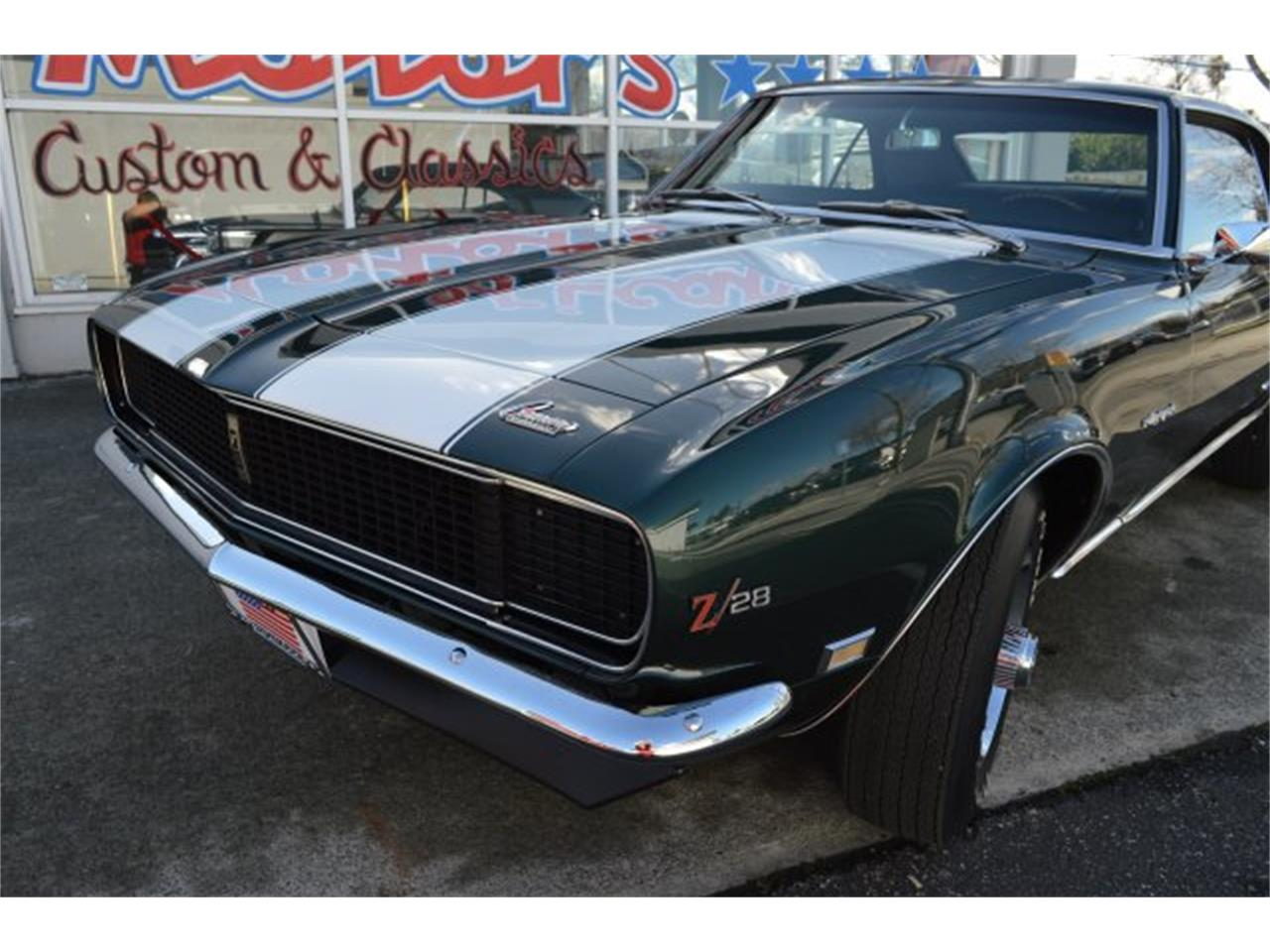 1968 Chevrolet Camaro RS Z28 (CC-1182864) for sale in San Jose, California