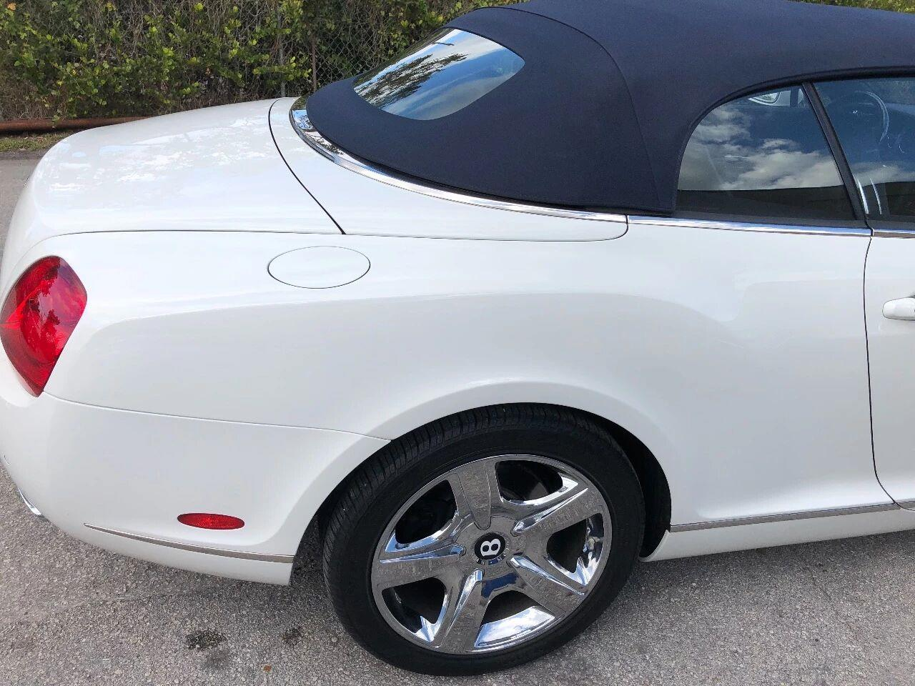2007 Bentley Continental (CC-1182882) for sale in Fort Lauderdale, Florida