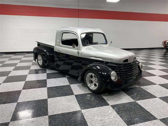 1950 Ford F1 (CC-1182956) for sale in Pittsburgh, Pennsylvania