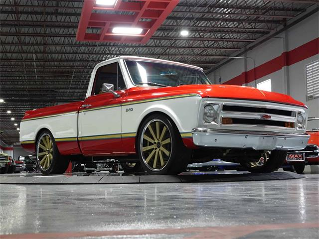 1971 Chevrolet C10 (CC-1182963) for sale in Pittsburgh, Pennsylvania
