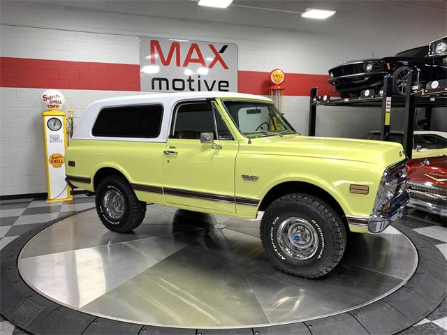 1971 GMC Jimmy (CC-1182964) for sale in Pittsburgh, Pennsylvania