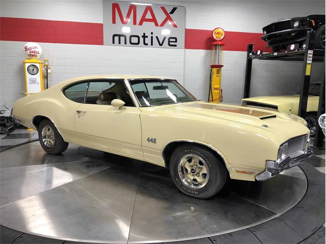 1970 Oldsmobile 442 (CC-1183018) for sale in Pittsburgh, Pennsylvania