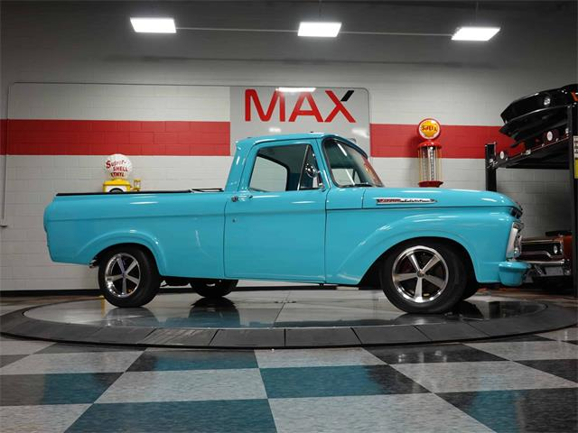 1962 Ford F100 (CC-1183044) for sale in Pittsburgh, Pennsylvania