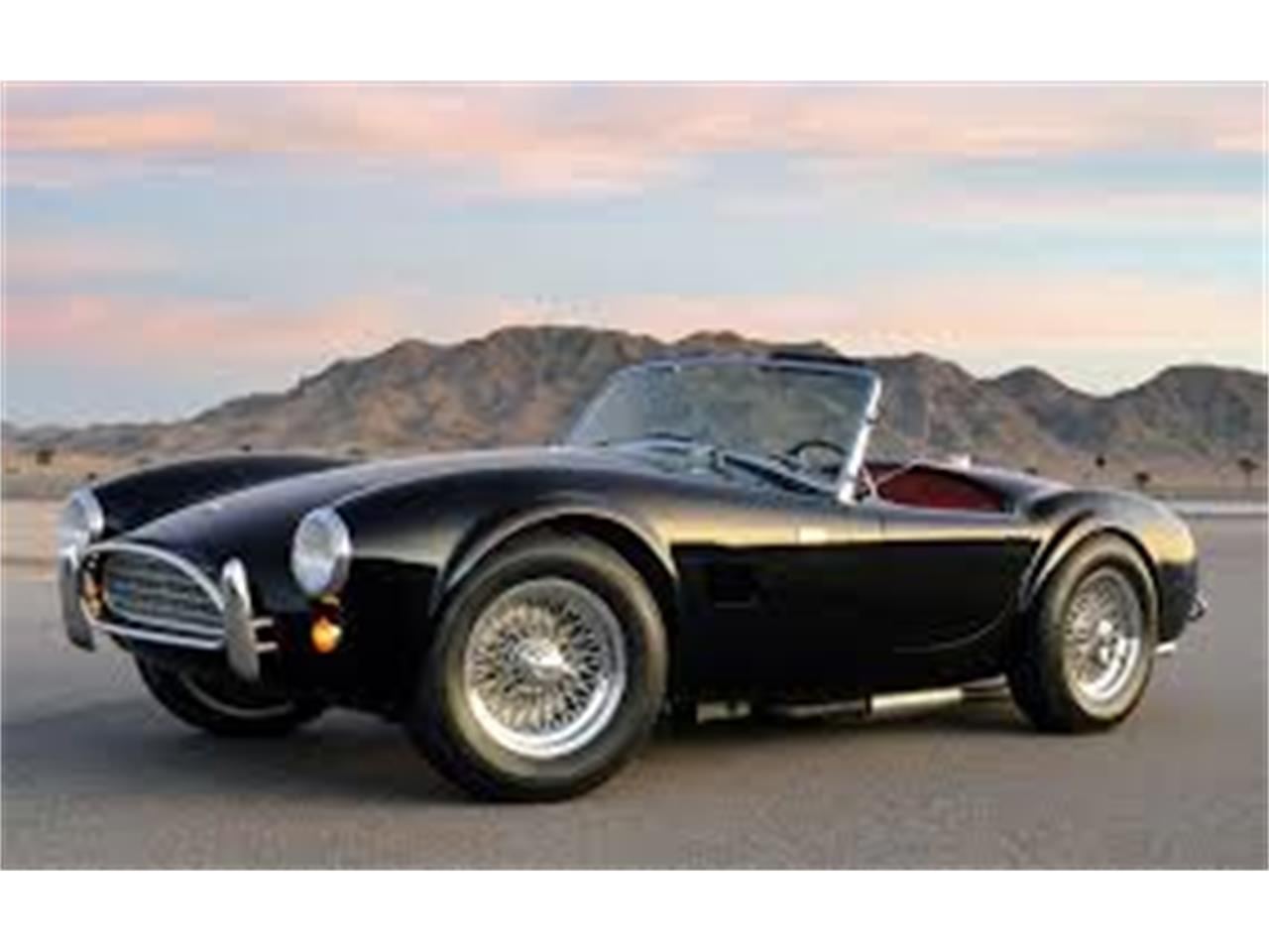 1962 Shelby Cobra (CC-1183091) for sale in Napa Valley, California