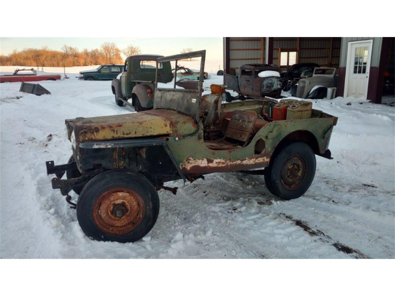 1948 Jeep Willys (CC-1183103) for sale in Parkers Prairie, Minnesota
