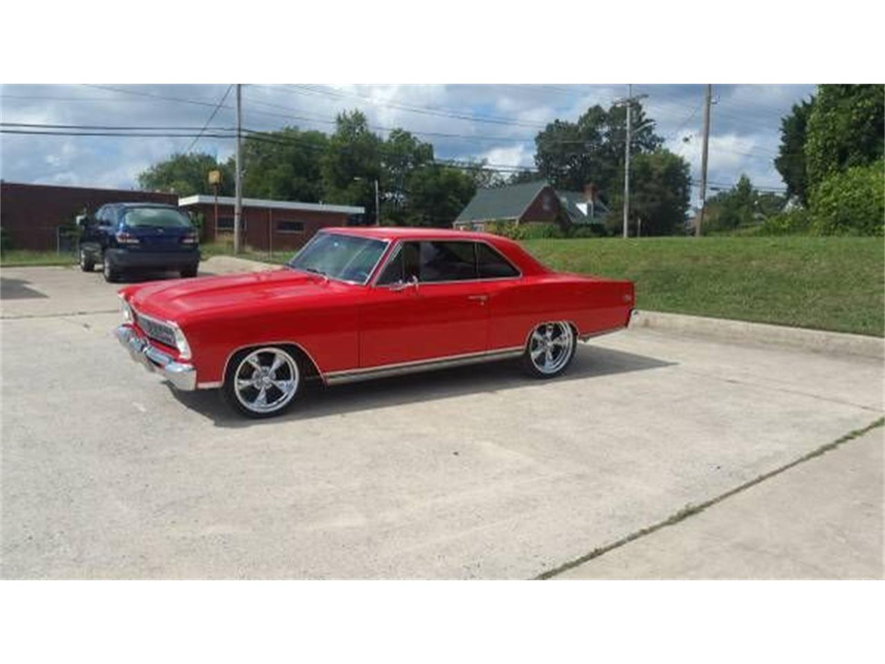 1966 Chevrolet Chevy II (CC-1183144) for sale in Cadillac, Michigan