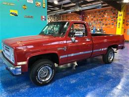 1986 Chevrolet 1500 (CC-1183155) for sale in Cadillac, Michigan