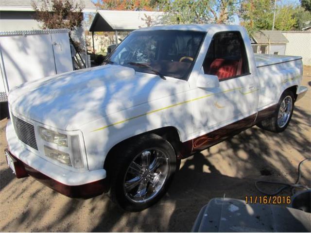 1990 GMC Sierra (CC-1183162) for sale in Cadillac, Michigan