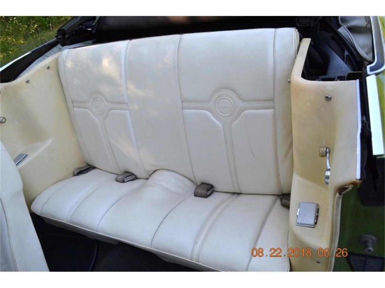 1972 Mercury Cougar (CC-1183187) for sale in Cadillac, Michigan