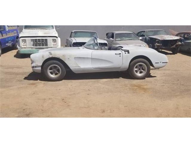 1959 Chevrolet Corvette (CC-1183200) for sale in Cadillac, Michigan