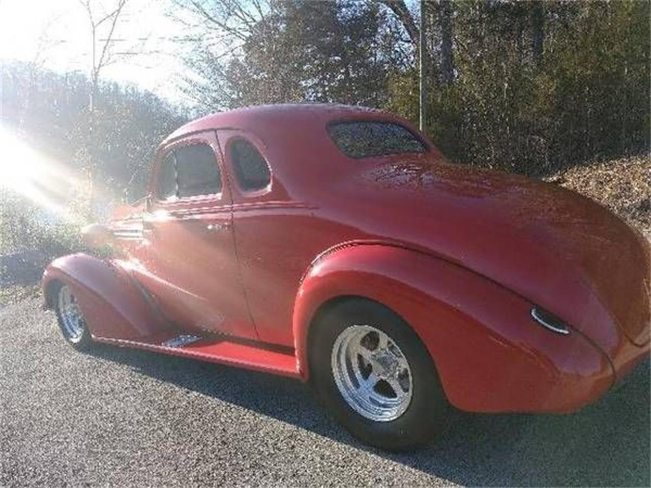 1938 Chevrolet Business Coupe (CC-1183203) for sale in Cadillac, Michigan