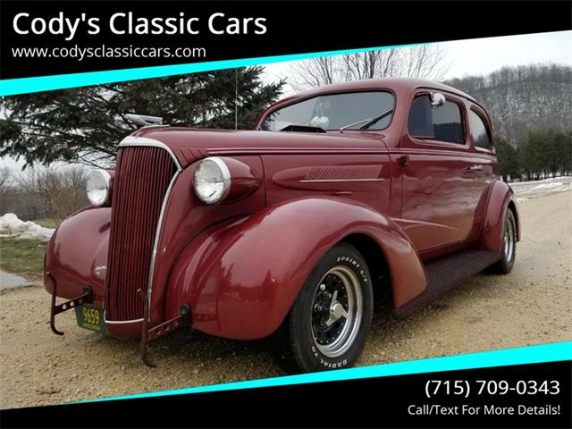 1937 Chevrolet Street Rod (CC-1183273) for sale in Stanley, Wisconsin