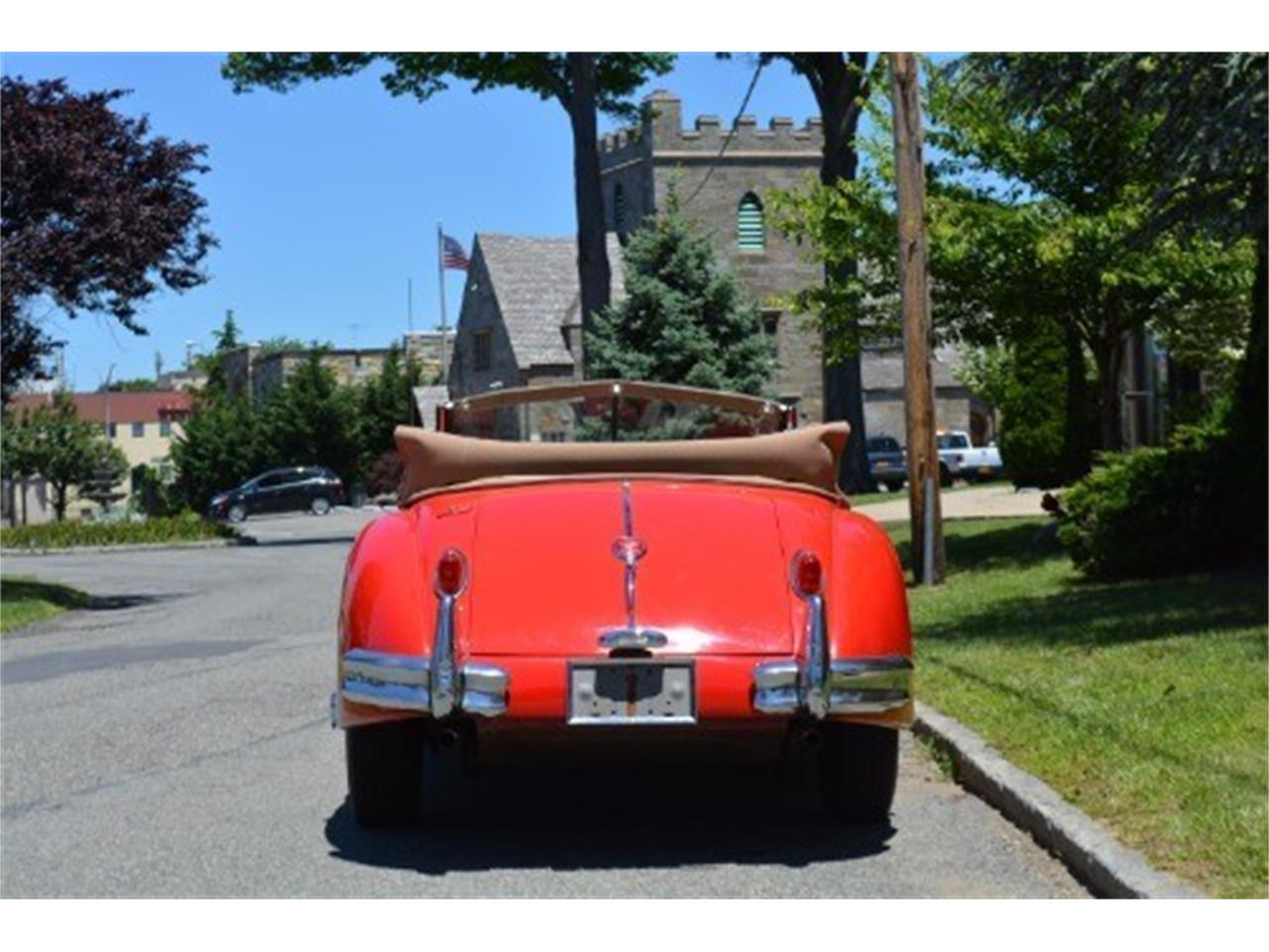 1957 Jaguar XK140 (CC-1183315) for sale in Astoria, New York