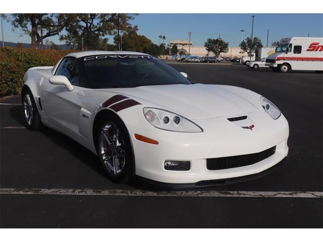 2007 Chevrolet Corvette Z06 (CC-1183362) for sale in Anaheim, California