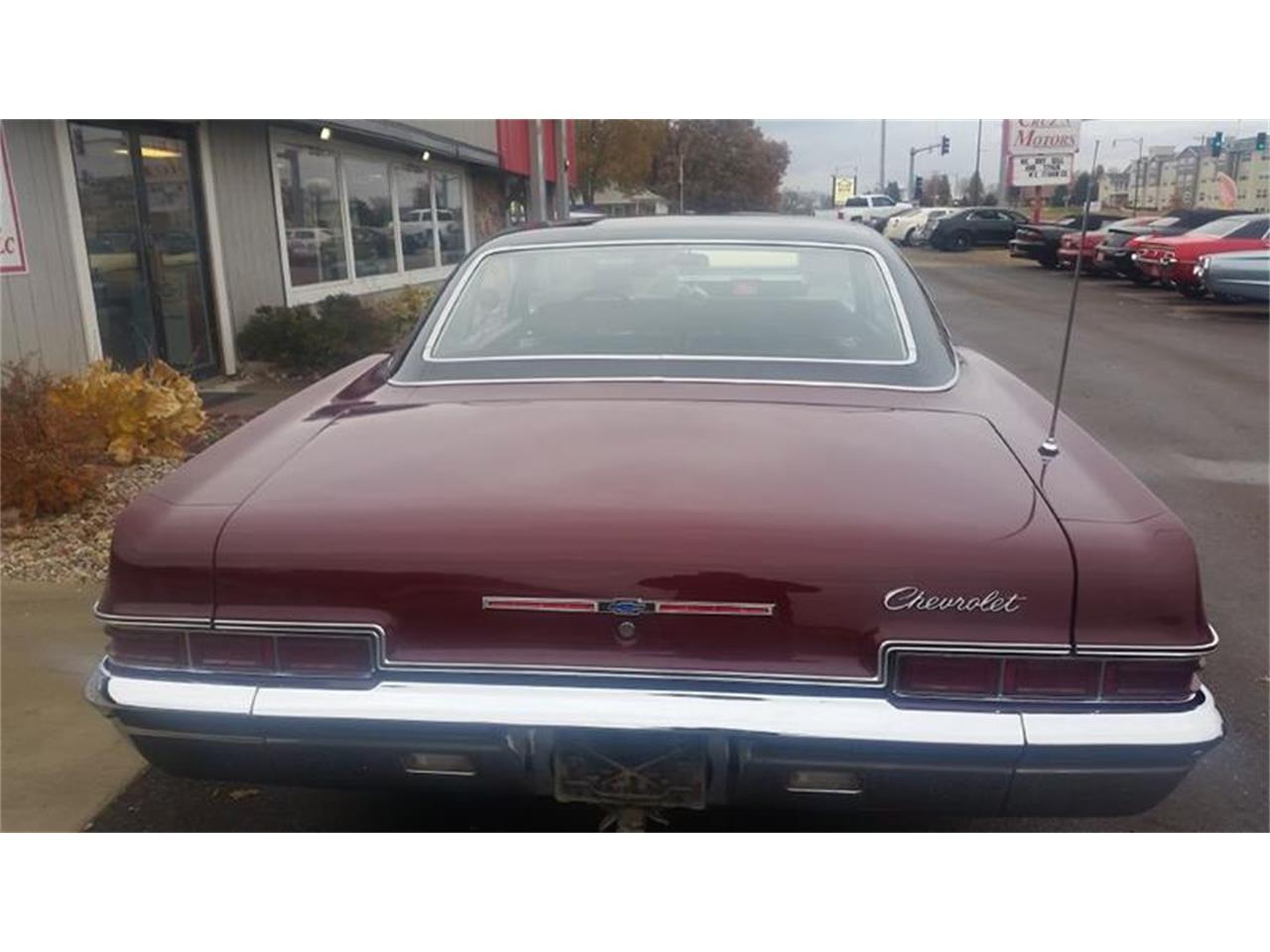 1966 Chevrolet Impala (CC-1183376) for sale in Spirit Lake, Iowa