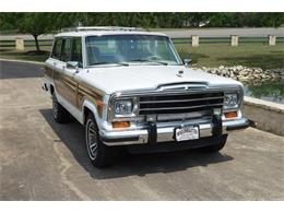 1989 Jeep Grand Wagoneer (CC-1183402) for sale in Kerrville, Texas